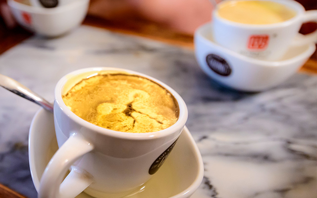 Hanoi Egg Coffee (Ca Phe Trung)
