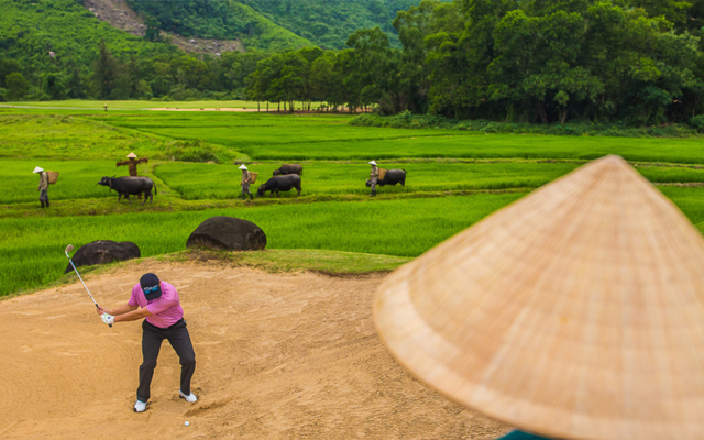 12 Best golf courses in Vietnam