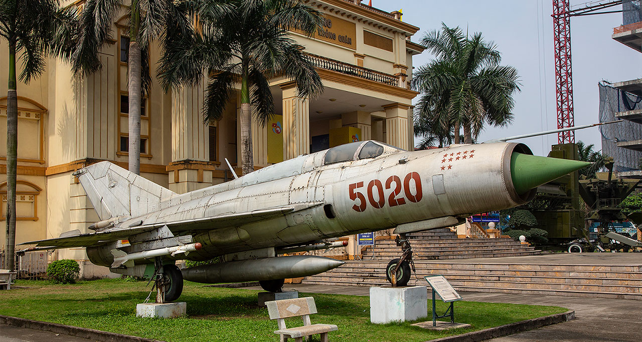 Vietnam People's Air Force Museum