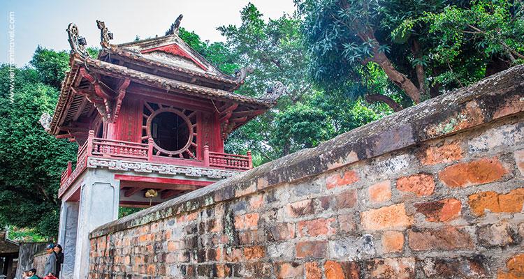 Literature Temple hanoi vietnam